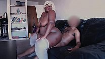 Ebony BBW Maid Asked What Else Needed Cleaning صورة