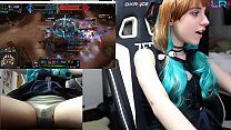Teen Playing League of Legends with an Ohmibod 1/2 - 9Club.Top