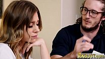 Stepmom Milf Brandi Love Gets With Horny Teen Couple