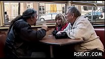 Older guy takes a journey to visit the amsterdam prostitutes
