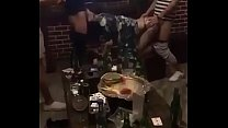 Chinese girl from dating119.com  is fucked by two men in ktv because she is drunk thumbnail