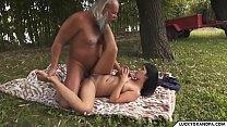 fishing with grandpa Vorschaubild