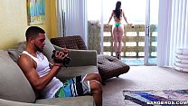 Sexy BangBros Babe Aidra Fox Makes A Porno (bbc15895)