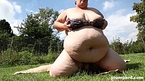 Morbidly Obese Czech BBW Facesitting And S