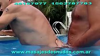 SEX BAREBACK IN POOL by Nudemassage preview image