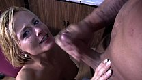 Sex with naughty spanish milf secretary