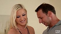 DDFNetwork - Vicktoria Redd Offers 3some Douple... Thumbnail