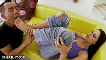 Kortney Kane - Wanna Touch My Foot? Thumbnail