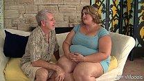 Домашние порно старушек толстушек