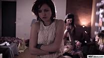Strange orgy in an establishment - Ashley Adams, Whitney Wright, Eliza Jane - PURETABOO