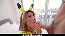 ExxxtraSmall - Small-framed Pikachu Banged By A Pokemon Trainer Vorschaubild