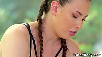Anxious wife in the massage parlor - Dana DeArmond and Casey Calvert image