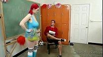 teen with huge boobs - Tittedworld.com's Thumb