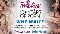 Twistys - (Nikita) starring at Babe In A Bikini