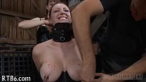 Lusty collaring for sweet sweetheart preview image