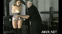 Spicy lady is msturbating with sextoy