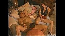 Hot husband fucks stud while ugly wife watches Preview