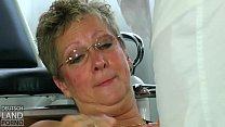 Die Angie und der Martin P. saufen zusammen und tauschen intensivs Körperflüssigkeiten aus thumbnail