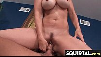 Made her squirt 17