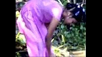 village girl bathing in river showing assets www.favoritevideos.in preview image