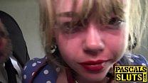 {Arbk Sex} Chubby beauty Madison Stuart rammed relentlessly thumbnail