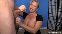 Playboy Swinger - Milf Meets A Guys Who Hasnt Had A Cum Release For Weeks thumbnail