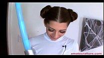 Princess Leia Cosplay Fuck - Tubeempire.site