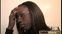 Ebony gets fucked in all holes by a group of white dudes 19 porn thumbnail