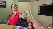 Fat ass and big natural tits latina maid Kimmy Kush - (gakincho 3d) thumbnail