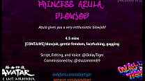 [AVATAR] Princess Azula Blowjob | Erotic Audio