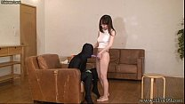 Free download video bokep Yuu Shinoda Strapon Anal Dildo and handjob