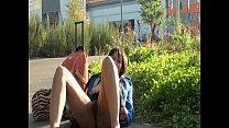 Ebony Teens Masturbating Nude In Public Preview