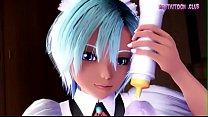 Uncensored at WWW.HENTAITOON.CLUB - Hentai Futa Teens
