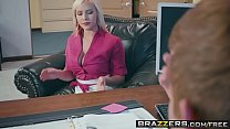 Brazzers - Big Tits at Work -  Not Safe For Work scene starring Kylie Page and Danny D preview image