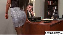 Hard Sex On Cam In Office With Big Juggs Gorgeo... Thumbnail