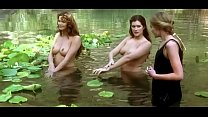 Elle Macpherson and Kate Fischer Sirens