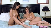 Twistys - (Celeste Star, Malena Morgan) starring at Malena Morgan Interview