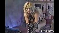 Vintage Busty Mature Stripping Masturbating Pandora Peaks porn thumbnail