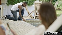 17591 BLACKED Bored Girlfriend Victoria Rae Black Fucks a BBC preview