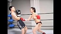 mix boxing naked