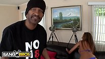 BANGBROS - Busty MILF Richelle Ryan Takes Big Dick On Monsters Of Cock! thumbnail