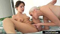 Action Sex Between Teen Hot Lesbians Girls (Jen...