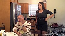 """19568 Madisin Lee in MILF mom helps son with his """"Term Paper Blue Balls"""" preview"""