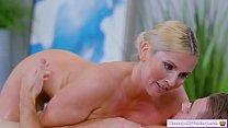 Guy gets a nuru massage from motherinlaw
