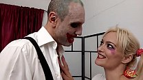 Joker get blowjob from Harley Quinn , big cumshot on her face (with Mary Rider and Capitano Eric) TRAILER
