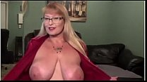 Huge Natural Tits Milf Squirts Big on www.FreeS...