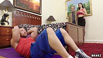 Sexy Step-Mom Jasmine Jae Cheats on Hubby with Step-Son Thumbnail