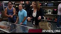 Bimbo is having sex in shop - Download mp4 XXX porn videos