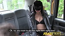 Fake Taxi Pussy cat role playing fantasy fuck for local MILF Vorschaubild