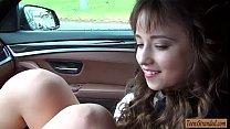 Nice Feet Teen Babe Taissia Shanti Anal Screwed By Stranger